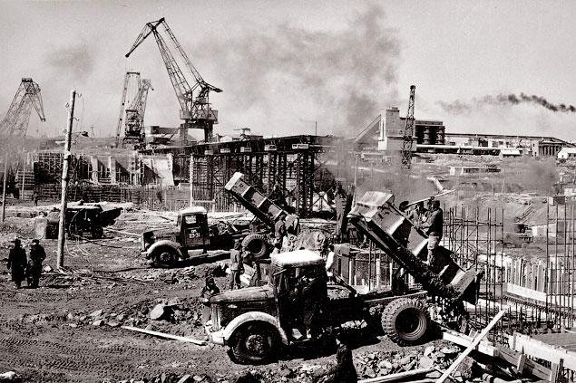 50 лет Новосибирской ГЭС Блог РусГидро