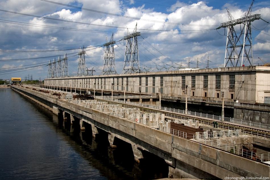 Куйбышевскую ГЭС переименовали