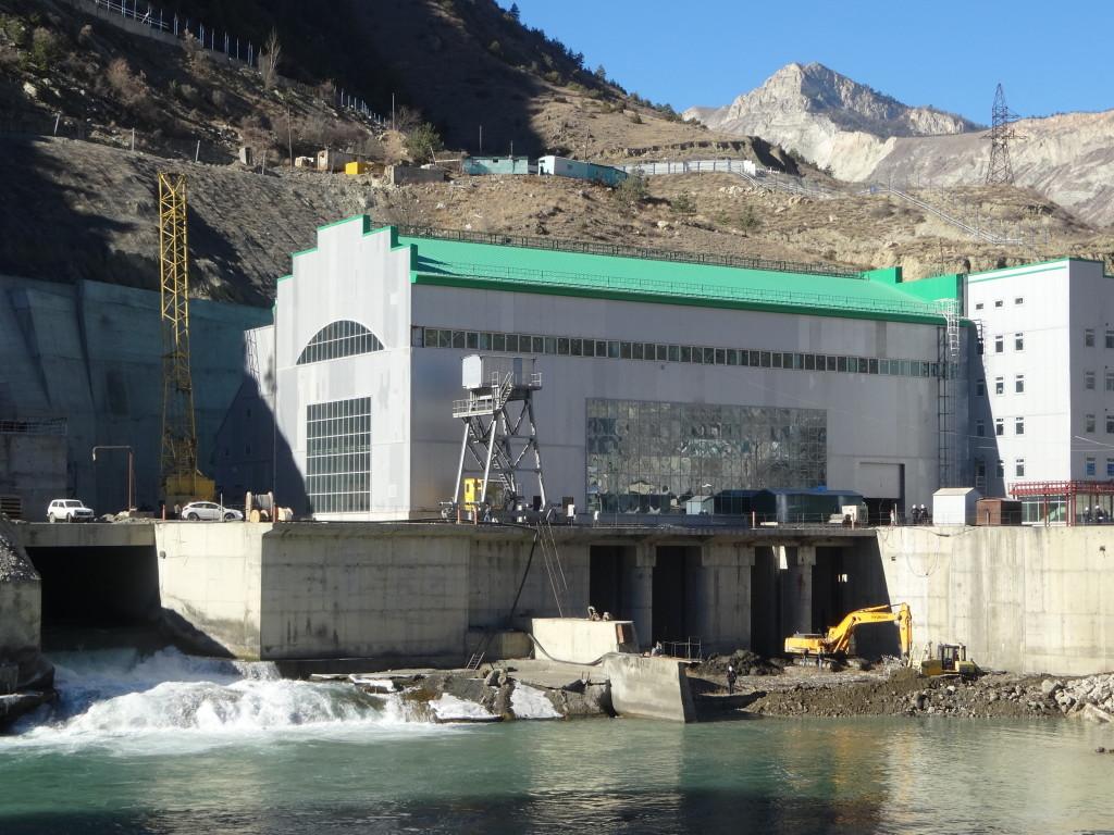 Введена в эксплуатацию Гоцатлинская ГЭС
