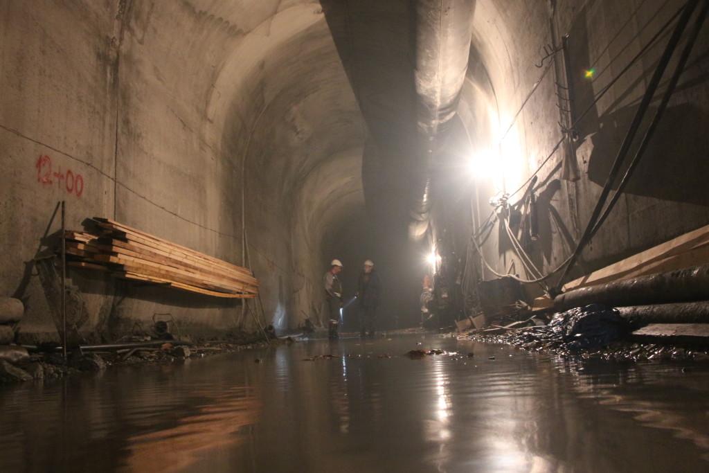 Деривационный тоннель