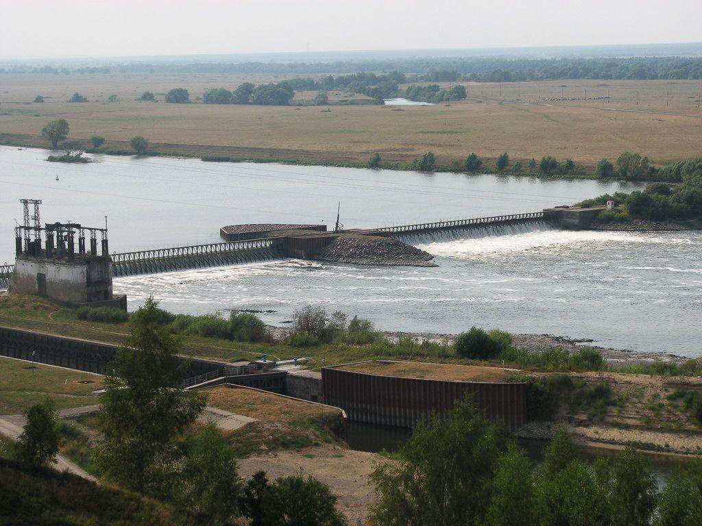 кузьминская ГЭС
