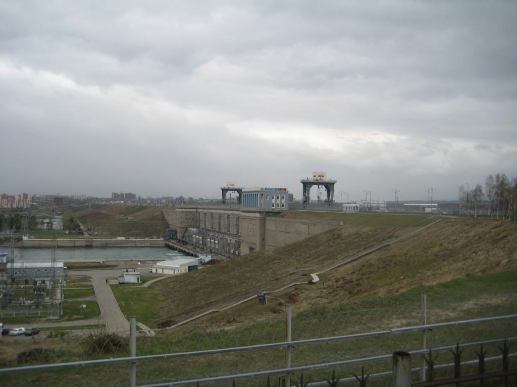 Irkutsk-hydroelectric