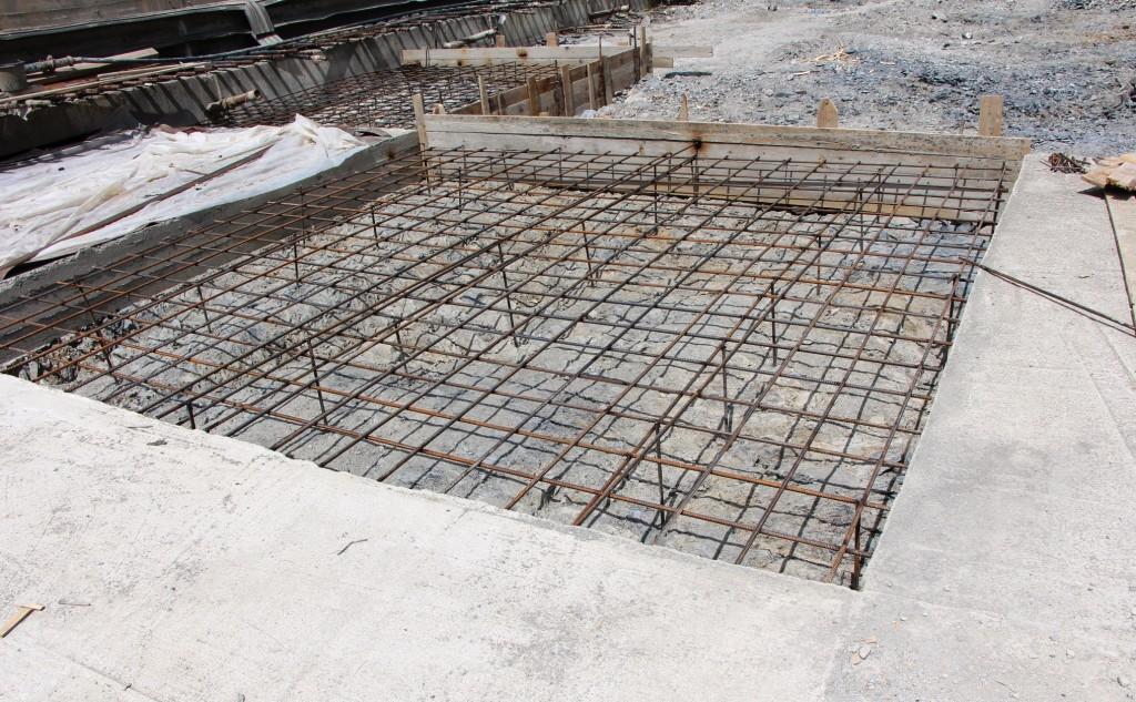 Подготовка к бетонированию